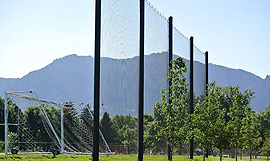 Aurora commercial sports netting