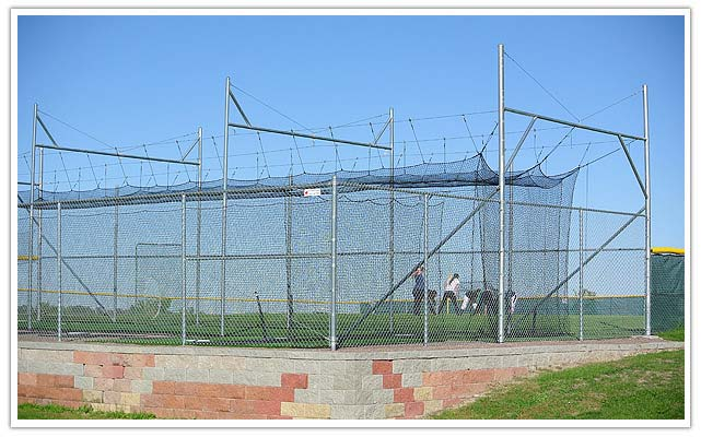 Denver commercial sports netting